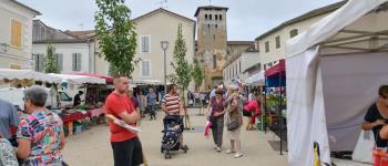 Marché traditionnel et fermier Saint-Sever