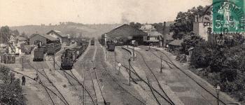 Le quartier de la gare, un carrefour historique en mouvement Périgueux