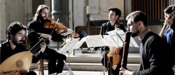 Thesaurus Harmonicus par l'ensemble Les Jeunes Talents La Quinta Pars Saint-Germain-du-Salembre