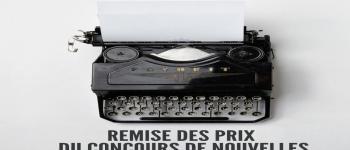 Remise des prix du 11ème concours de nouvelles Saint-Palais