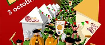 18ème édition de la Fête du Gâteau basque et 12ème Chapitre de la Confrérie du Gâteau basque Cambo-les-Bains