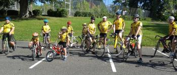 Fête du vélo club Salies-de-Béarn