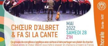 Choeur d\Albret et Fa Si La Cante Soustons