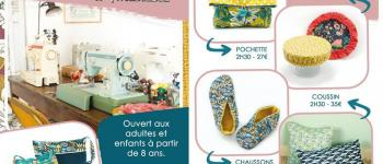Les ateliers couture d\Anastasie Louzy