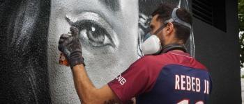 Street Art Bressuire - Rebeb Bressuire