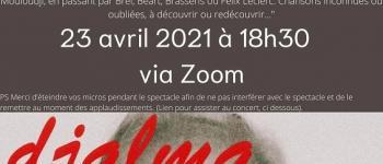 Apéro-conte en streaming live avec Daniel Chavaroche Montignac