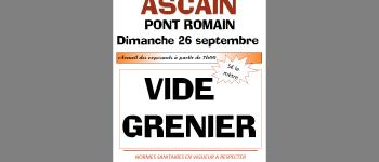 Vide-greniers Ascain