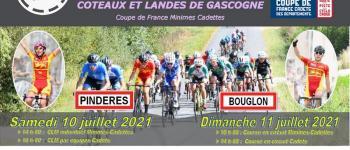 26ème Tour cycliste de Lot-et-Garonne et 7èmes Flèches Féminines Bouglon