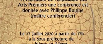 Conférence de Philippe Buisine Nérac