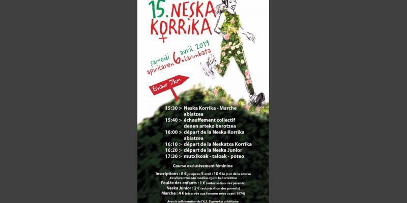 Neska Korrika