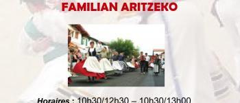 Atelier \danses basques en famille\ Hendaye