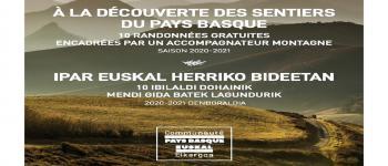 Ahuzki et la forêt des Arbailles Saint-Jean-le-Vieux