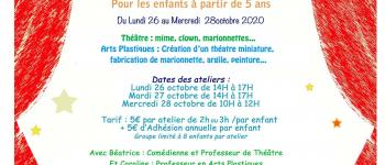 Ateliers théatres, art et création. Beynac-et-Cazenac