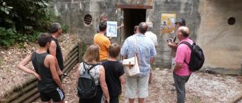 \Le Mur de l\Atlantique\ à la Chêneraie Gujan-Mestras