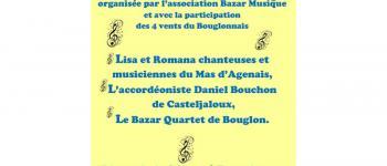Bouglon fête la musique Bouglon