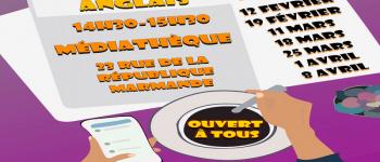 Café Langues Anglais à la Médiathèque Marmande