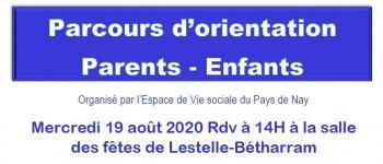 Parcours d\orientation Lestelle-Bétharram