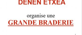 Braderie Denen Etxea Saint-Jean-de-Luz