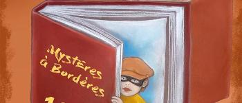 Frisson : salon du livre jeunesse Bordères