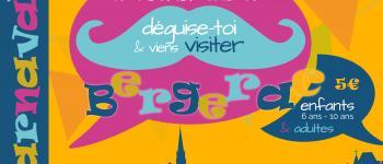 Visite guidée enfants avec livret-jeux Bergerac