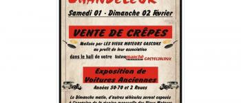 À l'occasion de la chandeleur, votre Intermarché Casteljaloux vous propose un week-end animé Casteljaloux