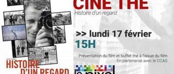 Ciné-thé : Histoire d\un regard Orthez