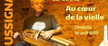 Concert \Au coeur de la vielle\ Poussignac