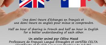 Atelier conversation anglais-français Brantôme en Périgord