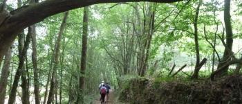 Randonnée pédestre Thézac