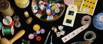 Artefact : atelier de couture bihebdomadaire Lahosse