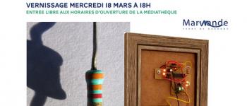 Exposition, O.M.N.I à la Médiathèque Marmande