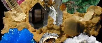 Bourses minéraux et fossiles Hourtin
