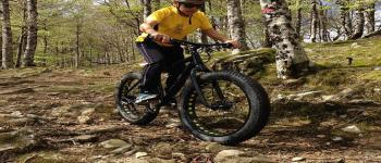 Fat Bike - Descente initiation Ossès