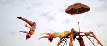 La 5ème Saison - Cirque aérien \Gravir\ Frontenay-Rohan-Rohan