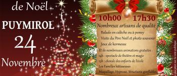 Marché de Noël Puymirol