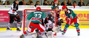 Hockey sur glace : Anglet Hormadi - Bordeaux Anglet