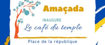 Inauguration du Café du Temple Grateloup-Saint-Gayrand