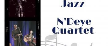 Concert Jazz N\Deye Quartet Val de Louyre et Caudeau