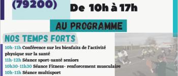 SPORT : Journée Multisports à Châtillon-sur-Thouet 2021 Châtillon-sur-Thouet