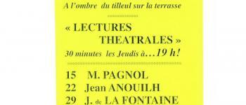 Lecture théâtrale d\oeuvres de Jean de La Fontaine Villefranche-du-Queyran
