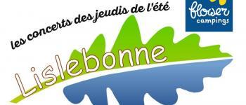 Concert rock des jeudis d\été du lac de Lislebonne : Les Histoires d\A Réaup-Lisse