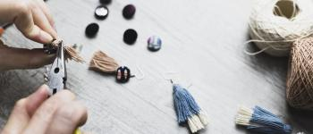 Atelier DIY : Sacs à bonbons en papier recyclé Arcachon