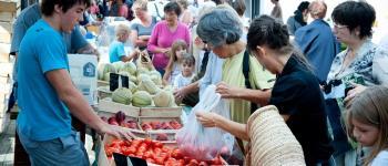 Marché aux produits de bouche et créateurs Cambo-les-Bains