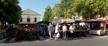 Marché traditionnel Casteljaloux