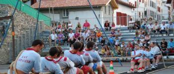 Spectacle de force basque avec Napurrak Espelette