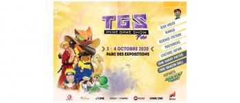 TGS PAU Animé Game Show 2020 Pau