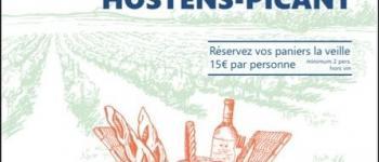 Pique-Nique dans les vignes au Château Hostens-Picant Les Lèves-et-Thoumeyragues