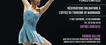 Portes ouvertes Exclusive International Ballet Program Marmande