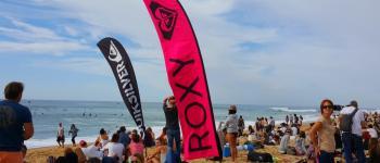 Championnats du monde de surf - Pro France Seignosse