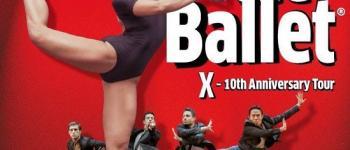 Rock the Ballet X - REPORT DU 13 OCTOBRE 2020 Biarritz